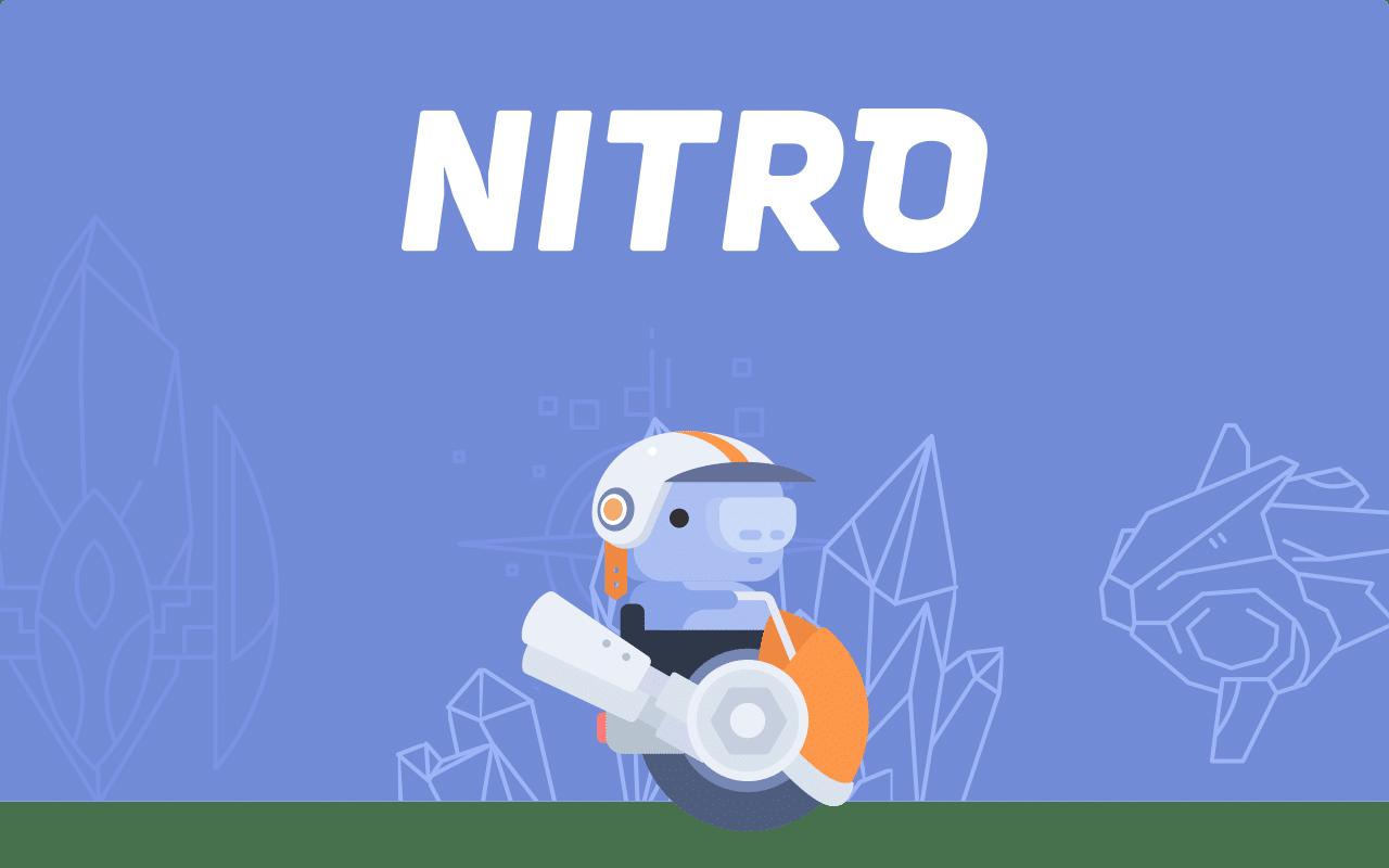 Discord : La fin du nitro games ?