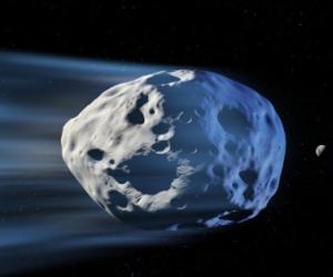 "Un astéroïde ""potentiellement dangereux"" va ""frôler"" la Terre en mars."
